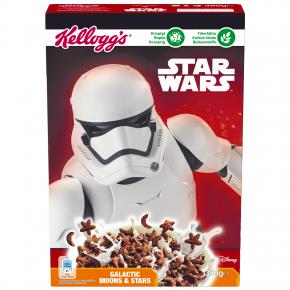 Kellogg's Star Wars Galactic Moons & Stars
