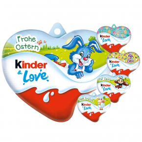 kinder & Love Herz Ostern 37g