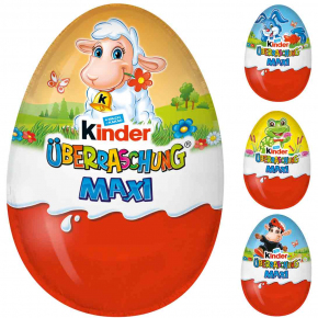 kinder Überraschung Maxi Classic-Ei Ostern