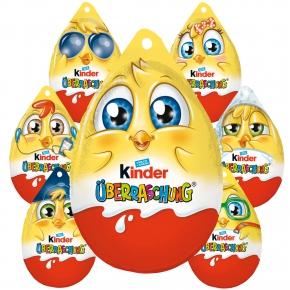 kinder Überraschung Oster-Anhänger