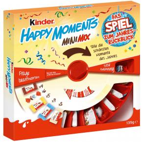 kinder Happy Moments Partyspiel 135g
