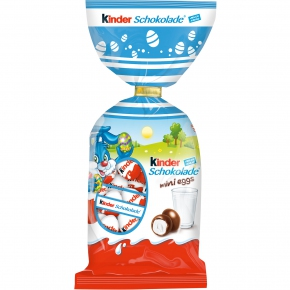 kinder Schokolade Mini Eggs 100g