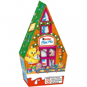 kinder Mini Mix Haus 79g