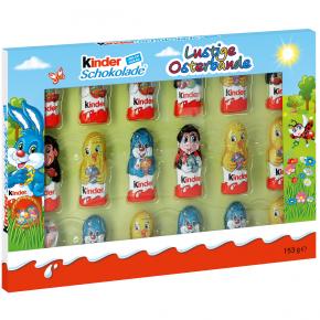 kinder Schokolade Lustige Osterbande 153g
