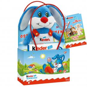 kinder Schokolade Mini-Geschenktüte Hase 50g