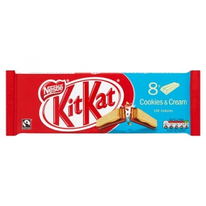 KitKat Cookies & Cream 8x2er
