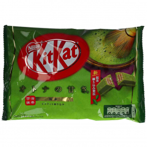 KitKat Green Tea Mini 146,9g