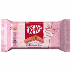KitKat Ruby Cocoa Beans 3x41,5g