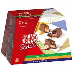 KitKat Senses Mixed Box 12er
