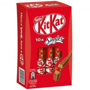 KitKat Singles 10er