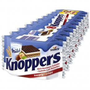 Knoppers 8er + 2 gratis