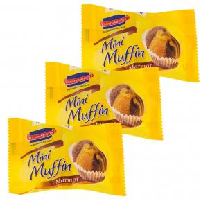 Kuchenmeister Mini Muffin Marmor 50x15g