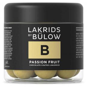 Lakrids by Bülow B Passion Fruit 125g