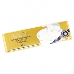 Lindt Alpenvollmilch Extra