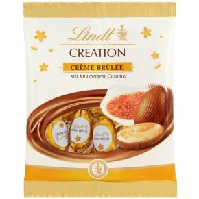 Lindt Creation Crème Brûlée Eier 90g