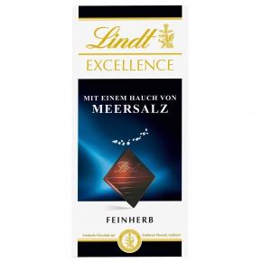 Lindt Excellence Meersalz