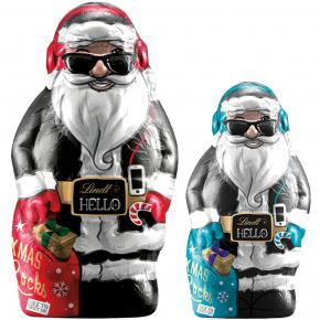 Lindt Hello Xmas Hohlfigur Santa 140g