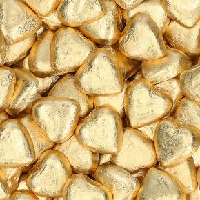 Lindt Herzli Milch gold 2,5kg