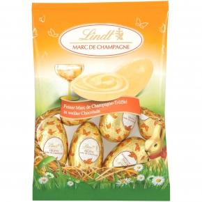 Lindt Marc de Champagne-Trüffel-Eier 90g