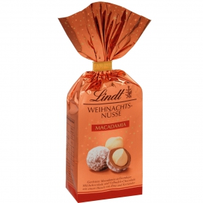 Lindt Weihnachts-Nüsse Macadamia 100g