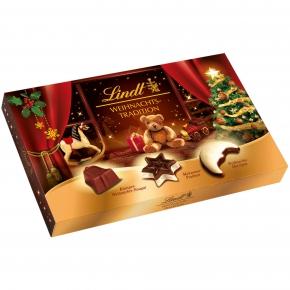 Lindt Weihnachts-Tradition Pralinés 137g