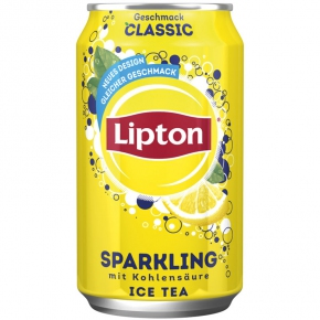 Lipton Ice Tea Sparkling Classic 330ml