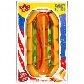 Look-O-Look Candy Hot Dog