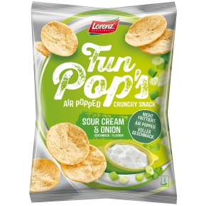 FunPop's Sour Cream & Onion