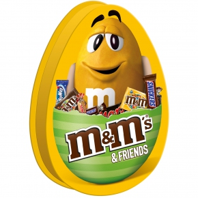 m&m's & Friends Oster-Mix 182g