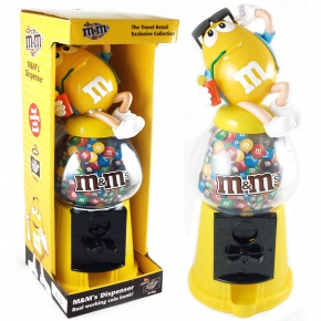 "m&m's Choco XXL-Spender ""Yellow"""