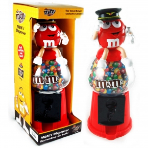"m&m's Choco XXL-Spender ""Red"""