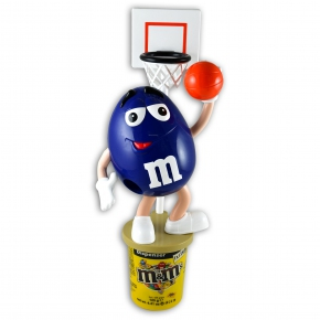 "m&m's Peanut Spender ""Basketball"""
