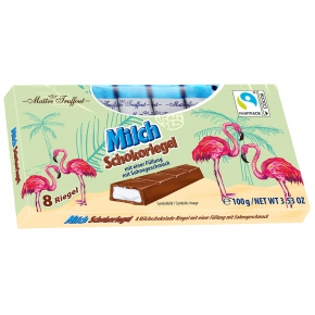 Maître Truffout Flamingo Milchschokolade