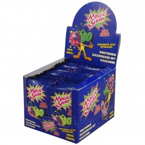 Magic Gum Pop Rocks Tutti Frutti 50er