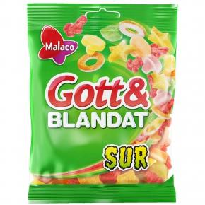 Malaco Gott & Blandat Sur