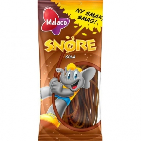 Malaco Snöre Cola
