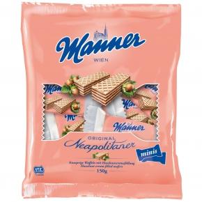 Manner Schnitten Original Neapolitaner Minis 10er