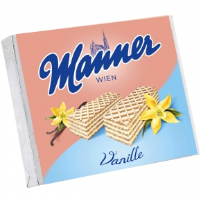 Manner Schnitten Vanille 75g