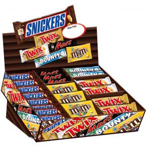Mars Chocolate 72er Topseller-Box