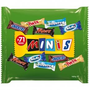 Mars Mixed Minis 71er