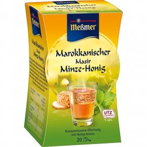 Meßmer Marokkanischer Masir Minze-Honig