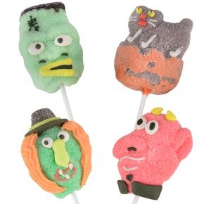Mellow Mellow Halloween Lolly 4er Set