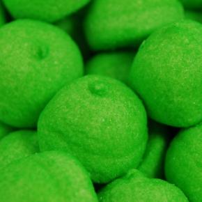 Mellow Mellow Speckbälle grün 200g