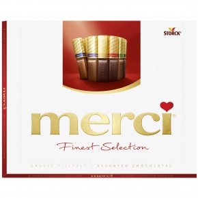 merci Finest Selection Grosse Vielfalt 250g