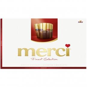 merci Finest Selection Grosse Vielfalt 400g