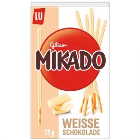 Mikado Weisse Schokolade 75g