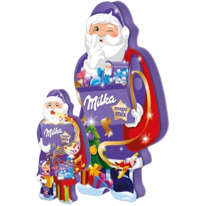 Milka Magic Mix Weihnachten 124g