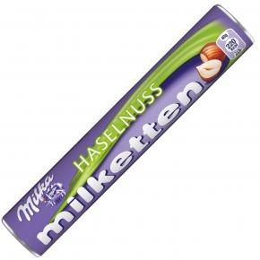 Milka Milketten Haselnuss