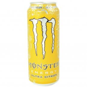 Monster Energy Ultra Citron 500ml