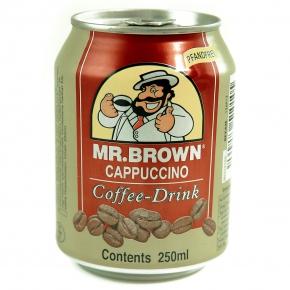 Mr. Brown Cappuccino 250ml